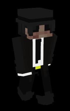 Piel Minecraft amShirooo