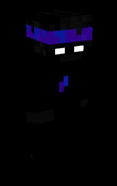Piel Minecraft IvyKN1GHT